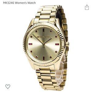 Michael Kors MK3246 Women's Watch in Gold